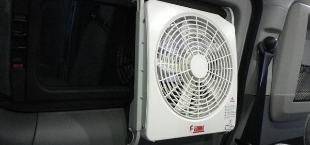 NV200にフィアマ・ターボキット