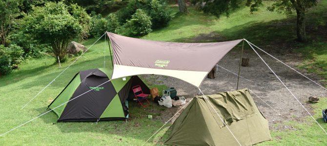初キャンプです♪