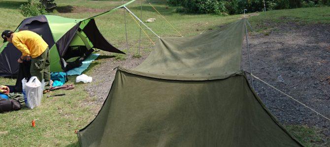 キャンプ!です!