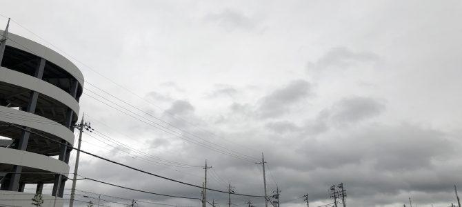 風の谷(彩都店)に台風襲来!!!