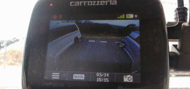 納車準備とドライブレコーダー