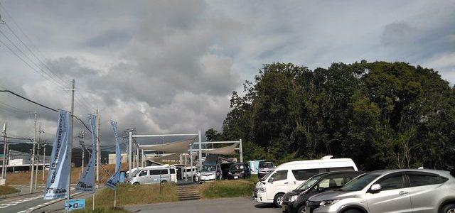 「大阪キャンピングカーフェア2019・アンコールフェア」ご来店ありがとうございます。