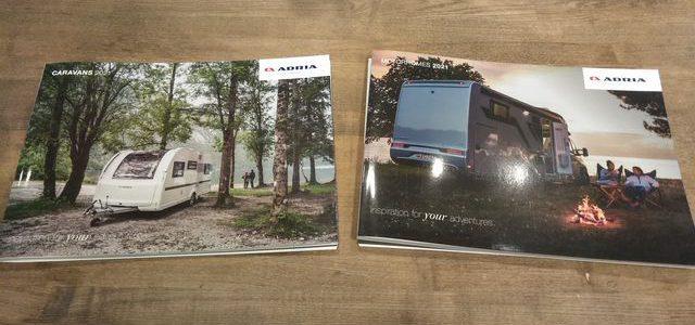 アドリア2021年カタログ