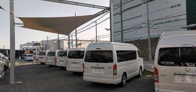 大阪キャンピングカーショー2021 アンコールフェア